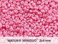 miniDUO 2x4mm Pastel Pink - 50 g