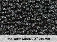 miniDUO 2x4mm Jet - 50 g