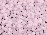 SuperDuo 2.5x5mm Opal Pink - 10 g