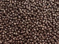 Round Beads Dark Bronze 2 mm - 5 g