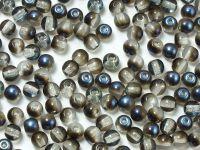 Round Beads Crystal Azuro 4 mm - opakowanie