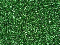 Miyuki Square 1.8mm-16 Silver-Lined Grass Green - 5 g