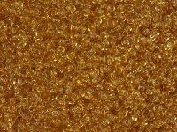TOHO Round 11o-622 Transparent Gold Topaz - 10 g