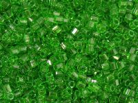 TOHO Hex 8o-7 Transparent Peridot - 10 g