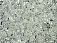 TOHO Hex 8o-101 Trans-Lustered Crystal - 10 g