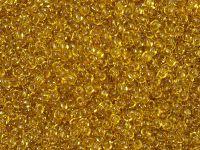 TOHO Round 11o-2155 Transparent Chamomile - 10 g