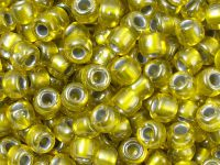 TOHO Round 3o-1013 Silver-Lined Luster Citrus - 10 g