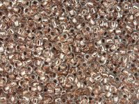 TOHO Round 8o-740 Copper-Lined Crystal - 10 g