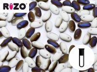 RIZO Beads Chalk White Azuro Matted - fiolka