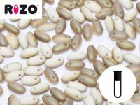 RIZO Beads Chalk White Celsian Matted - fiolka