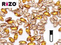 RIZO Beads Topaz Capri Gold - fiolka