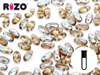 RIZO Beads Black Diamond AB - fiolka