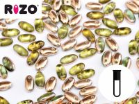 RIZO Beads Peridot Capri Gold - fiolka
