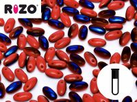 RIZO Beads Opaque Red Azuro - fiolka