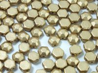 Honeycomb Jewels Chiseled Pale Gold - 5 g