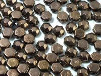 Honeycomb Jewels Chiseled Jet Bronze - 100 g