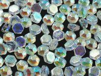 Honeycomb Jewels Chiseled Crystal Full AB - 5 g