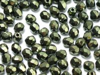 FP 4mm Luster - Metallic Olivine - 50 g
