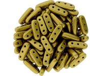 Beam 10x3mm Saturated Metallic Spicy Mustard - 5 g