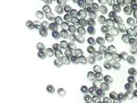 Round Beads Crystal Brown Flare 3 mm - opakowanie
