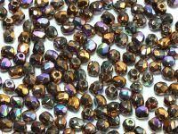 FP 3mm Crystal Glittery Bronze - 40 sztuk