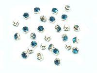 Montees Blue Zircon SS16 - 4 sztuki