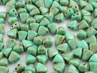 NIB-BIT 6x5mm Turquoise - Picasso - 5 g