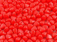 NIB-BIT 6x5mm Opaque Red - 5 g