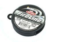 Nici BeadSmith FireLine 6LB Black Satin - szpulka