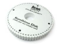 Dysk Kumihimo 64 sloty BeadSmith - 1 sztuka