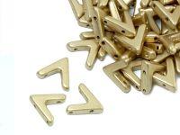 AVA Beads Aztec Gold - 2 sztuki