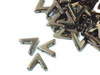 AVA Beads Jet Bronze - 2 sztuki