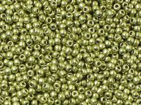 TOHO Round 11o-YPS0077 HYBRID ColorTrends - Metallic Primrose Yellow - 10 g