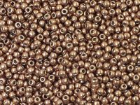 TOHO Round 11o-YPS0020 HYBRID ColorTrends - Metallic Warm Taupe - 10 g