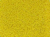 PRECIOSA Rocaille 11o-Opaque Luster Lemon - 50 g