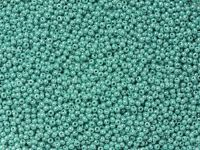PRECIOSA Rocaille 11o-Opaque Lustered Turquoise - 50 g