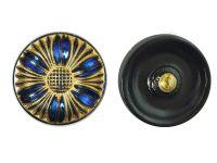 Guzik szklany nr280 - 27 mm