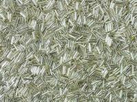PRECIOSA Macco 4x1mm-Silver-Lined Crystal - 10 g