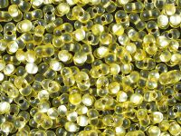 Farfalle 3.2x6.5mm Silver-Lined Crystal Daffodil Solgel - 10 g