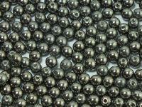 Round Beads Chrome 4 mm - opakowanie