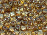 Silky Beads 5mm Crystal Travertin - 20 sztuk
