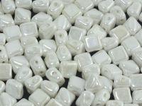 Silky Beads 5mm Luster White - 20 sztuk