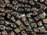 Silky Beads 5mm Dark Bronze - 20 sztuk