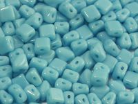 Silky Beads 5mm Blue Turquoise - 20 sztuk