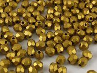 FP 3mm Matte Metallic Aztec Gold - 25 g