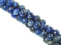 Lapis lazuli kula 4 mm - sznur 40 cm