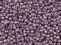 TOHO Round 11o-PF579 Permanent Finish - Galvanized Pale Lilac - 10 g