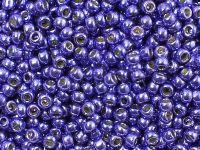 TOHO Round 8o-PF581 Permanent Finish - Galvanized Violet - 10 g