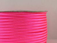 Sutasz chiński różowy neonowy 3.2 mm - szpulka 50 m
