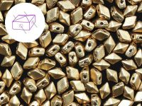 DiamonDuo Mini Matte Gold - 5 g